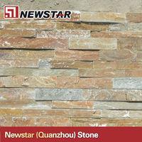 Newstar natural rustic slate wall cladding stone