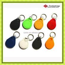RFhotel door lock system card , hotel door lock cards fob