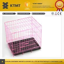 Discount china Various Colour Pet Cage,Folding Metal Dog Cage
