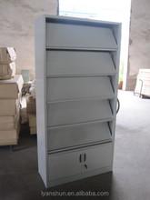 Hot sale news magazine periodical shelf/library periodicals furniture