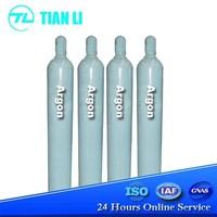 200 bar argon gas cylinder for sale