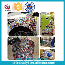 racing stickers bomb graffiti wrap car body,motorcycle,laptop