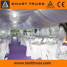 Luxury Design Long Life Double Layers Aluminum Wedding Party Tent