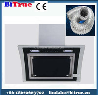 Easy to install kitchenrange hood ducting