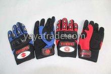 Racing gloves/sports gloves/sport biker gloves/motorcycle gloves for Mens M/L/XL Size
