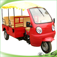 Popular 4 passengers tuk tuk 3 wheeler for sale