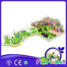Attractions indoor playground equipment children slides
