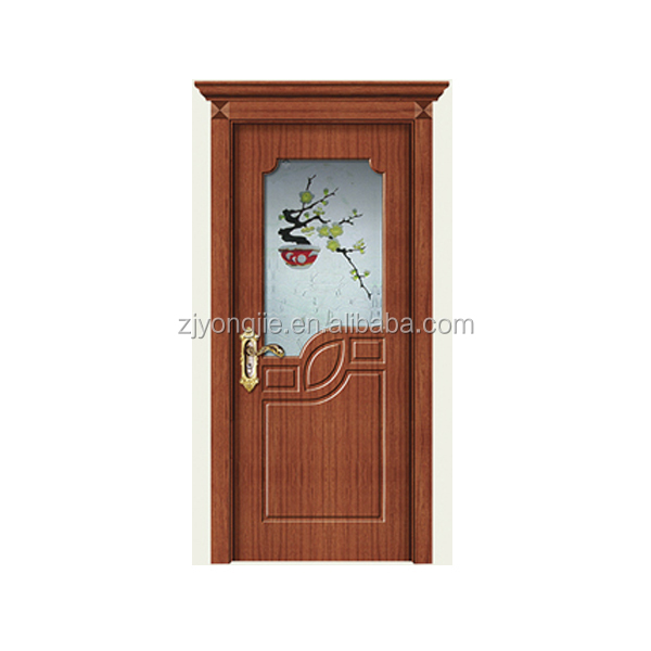Hot sale good quality mdf finger joint fir wood pvc for Finger joint wood doors
