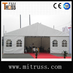 the best selling PVC aluninum frame tents camping for sale