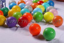 OEM Cheap Colorful Golf Ball