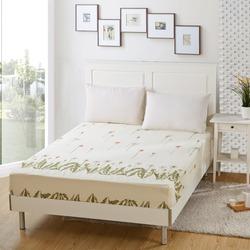 2015 HOT SALE original design cotton fitted bed sheet set /quilt cover set king size