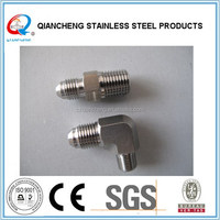 JIC adaptor, American transition pipe joint, Hydraulic hose fitting
