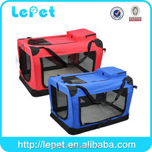 Portable Comfort Travel Tote Pet Carrier Bag Folding Crate