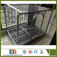 heavy duty wire dog crate , dog cages , pet crate