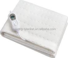 Intertek Electric Blanket China Supplier, Fitted Electric Cool Blanket at 220V