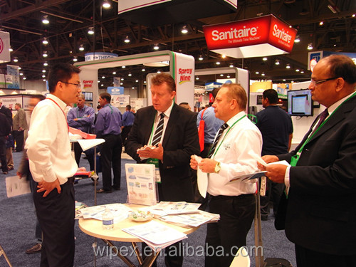 Interclean exhibition in  Las Vegas