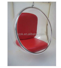 new products acrylic hanging bubble chair for living room furniture