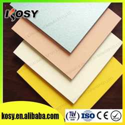 lower price aluminum roof panel color exterior paint