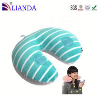travel neck pillow with speaker,neck pillow speaker,bluetooth neck pillow speaker
