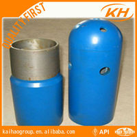 API Casing cementing tools Float Collar and Float Shoe/ cementing plugs