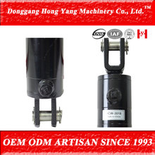 3years warranty hydraulic dump trailer telescopic cylinders for tractor