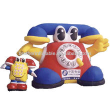 Giant Promotion Inflatable Phone Model