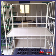 Customed Roll Container with plastic pallet