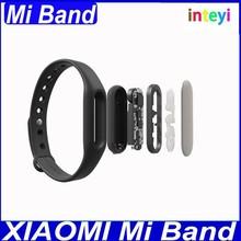 In stock!!! Xiaomi Bracelet xiaomi mi band Waterproof Wifi Bluetooth Smart Silicon Wrist Wrap Bracelet Watch Android System