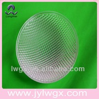 Diameter130-300mm borosilicate stage lens lamp shade for studio/video/stage/film