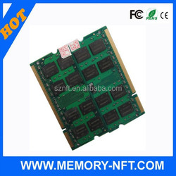 Laptop ram memory 4gb ddr2 ram stick with RMA rate less 0.1%