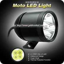Goldrunhui RH-B0141 Round high low beam 2 inch car led fog light for honda crv for jeep motorcycle