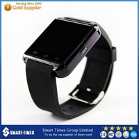 [Smart-Times] Popular Bluetooth U8 Plus Smart Watch For IOS Android Mobile Phone With Wholesale Price