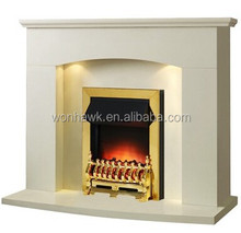 2015 new wall mounted electric fireplace