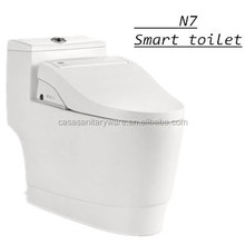 "Healthy personal caring wc elongated 12"" bidet washer toilet"