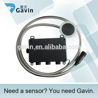 Ultrasonic Diesel Level Sensor For Fuel Tank Level Monitoring