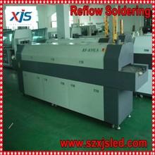 Xjs-rf-835ls smt saldatura di riflusso macchine, onda di saldatura reflow, portato macchina di saldatura