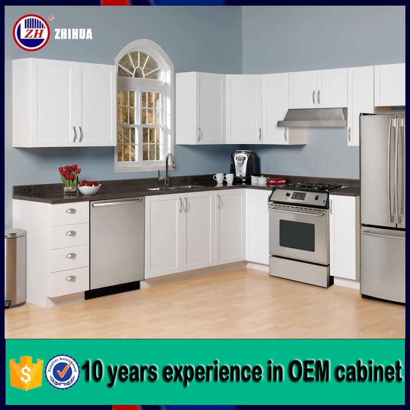 Wholesale White Corner Kitchen Sink Cabinet