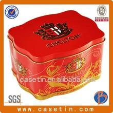 storage crafts/tin box/metal tins for candles