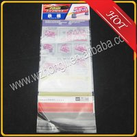 resealable opp/cpp packaging bag