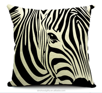 2015 china Wholesale Factory Directly of Black and white zebra animal texture