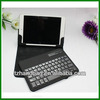 bluetooth keyboard Case for iPad mini With high quality PU leathe case
