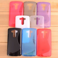 New Soft S-Line TPU Gel Case for LG G3 D830 VS985 D850