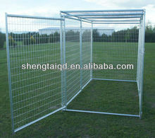 the welded mesh dog kennels