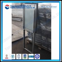 Marine Aluminum Sliding Window in up and down type.
