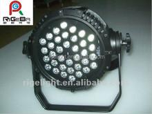 High power RGBWA color led par can ,led stage light,36*3w led par light