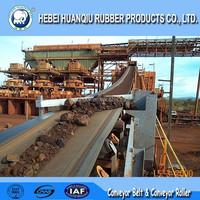 EP500/4 Conveyor Belt, 10Mpa Polyester Fabric Conveyor Belt