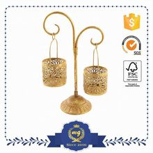 Hot Product Nice Quality Unique Antique Brass Candlesticks