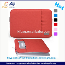 Fancy Light Whaterproof Fahion Notebook Bags Cases With Zipper for Ipad