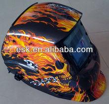 LYG-8630 fashion custom auto darkening welding mask