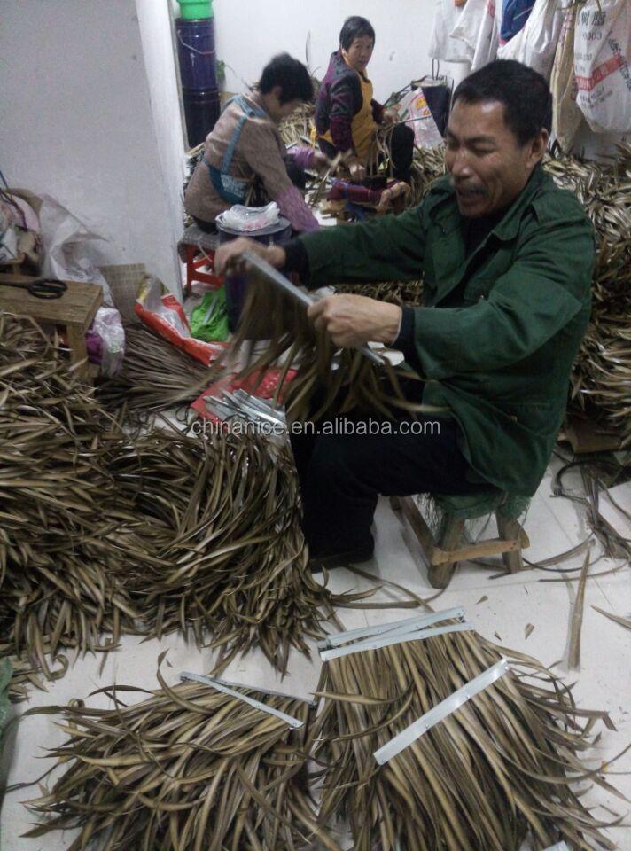 Xiamen fujian fábrica paja cabaña para decoracion-Tejas para ...